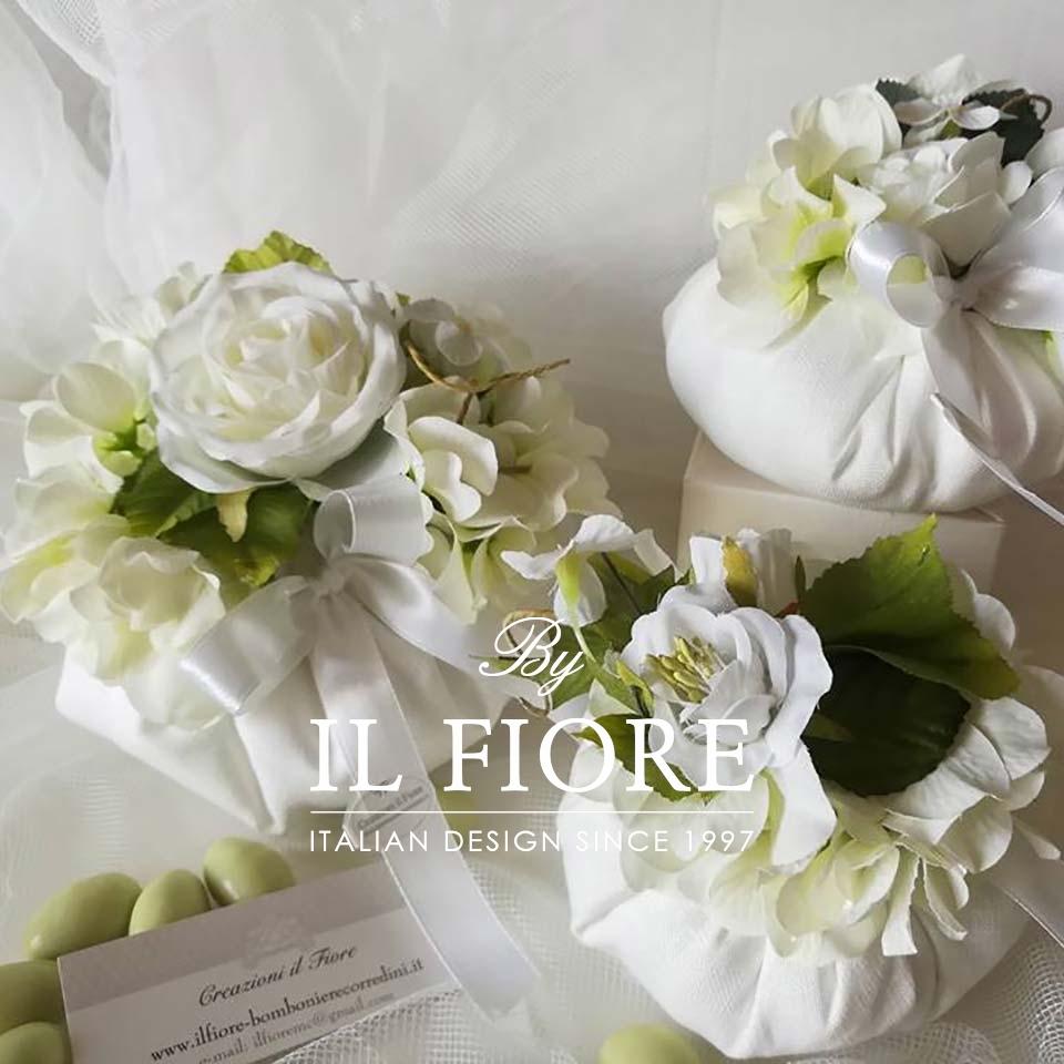 Bomboniere Matrimonio Bouquet Sposa pouf thumb cover