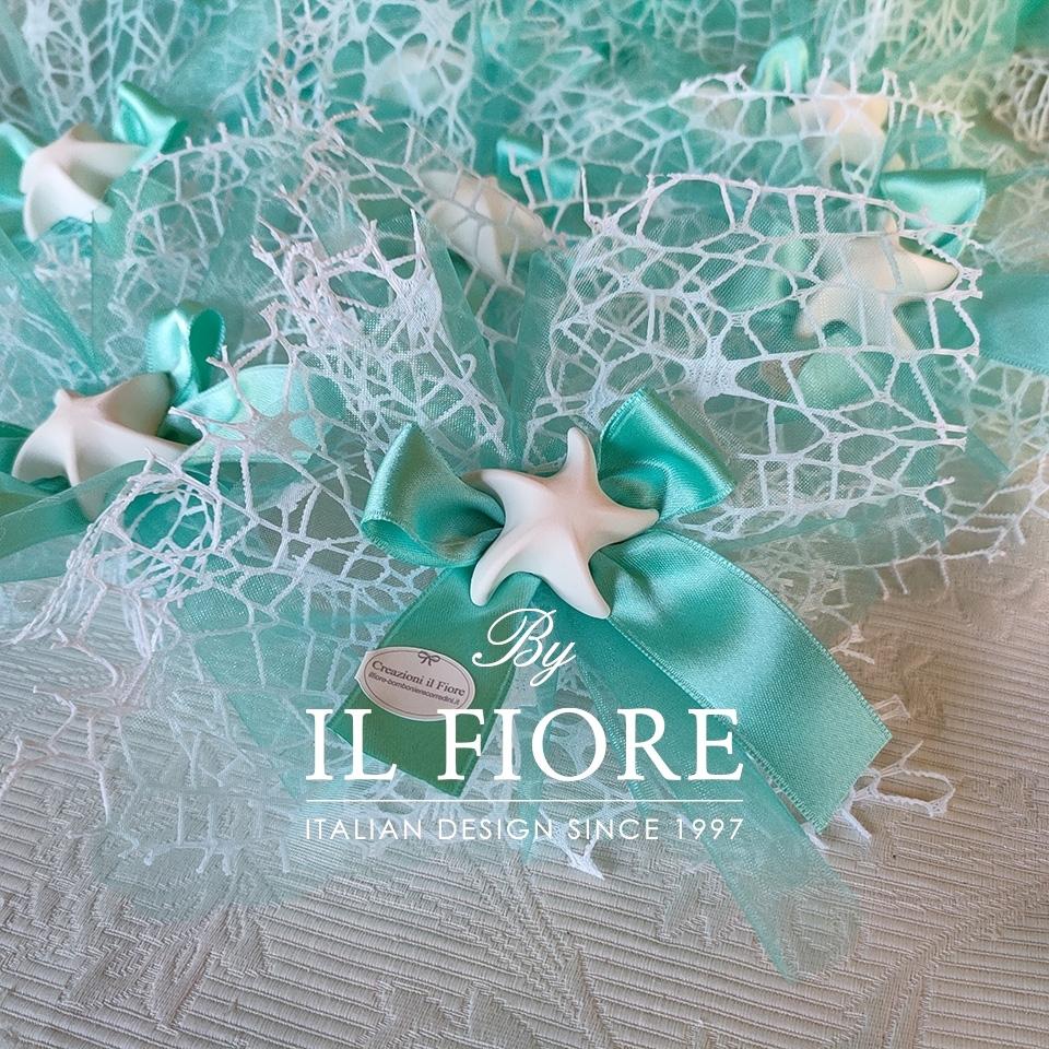 Bomboniera ciuffetto Mar Bianco thumb cover
