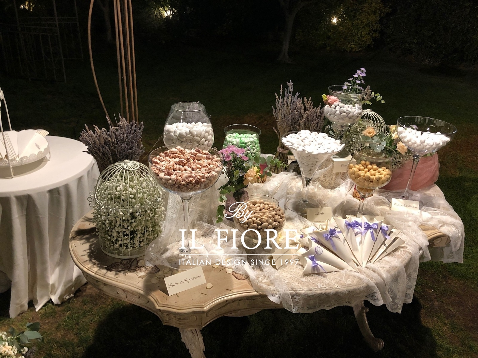Il bellissimo matrimonio al profumo di lavanda di Eugenio e Monia 02030