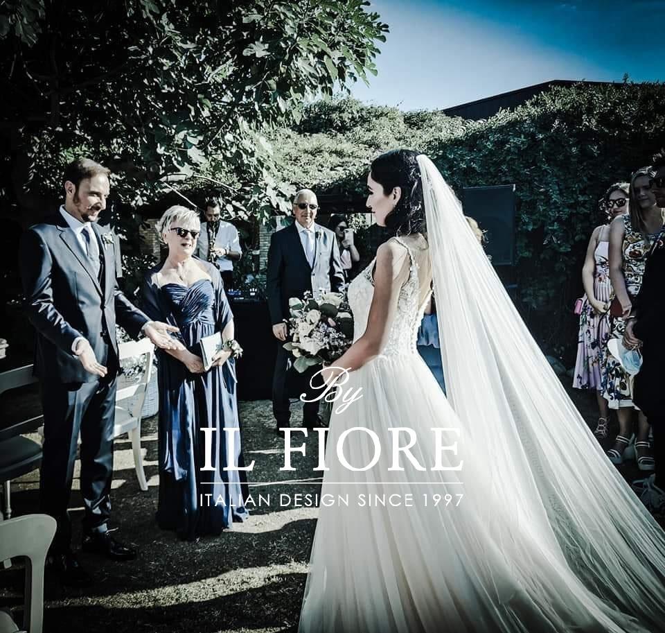 Il bellissimo matrimonio al profumo di lavanda di Eugenio e Monia 02060