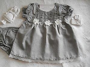 vestitino grigio