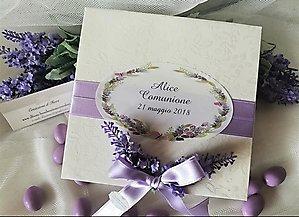 Bomboniera scatola con confettata cioccomandorla con etichetta personalizzabile cod 62F