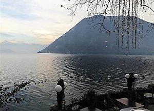 Il matrimonio di Davide e Titi sul lago di Como