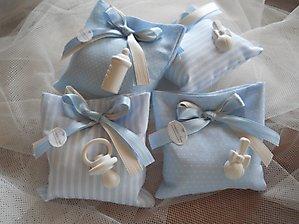 sacchetto con gessetto profumato battesimo nascita mod. 5A 6A