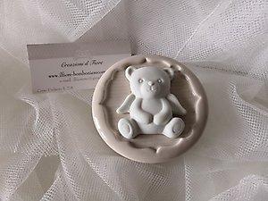 Scatolina in porcellana per Battesimo cod. 38B1 NOVITA'