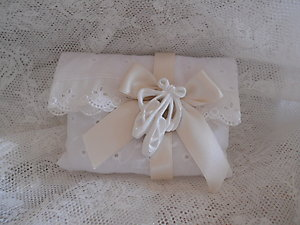 Sacchetto busta con gessetto scarpette ballerina Cod. 60 V