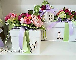 21H - linea fiori matrimonio - comunione NOVITA'