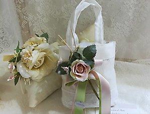 Bomboniere matrimonio comunione cresima 2H -  linea fiori matrimonio NOVITA'