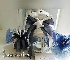 bomboniere matrimonio comunione lanterne marina cod. 63M