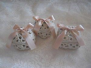 mod. 137C-138C-139C-140C-141C-142C bomboniera scatolina in porcellana