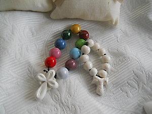 Rosario bomboniere - si possono avere a colori o bianca