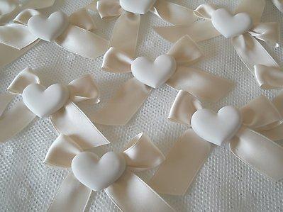 Segnaposto matrimonio e comunione con gessetto cuore cod 19