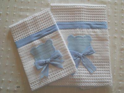 Asciugamani bebè cod. 5/A