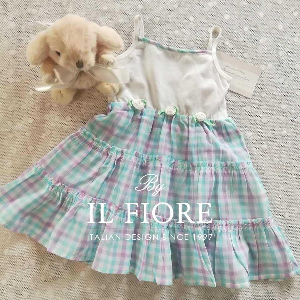 Vestito bebè Domitille