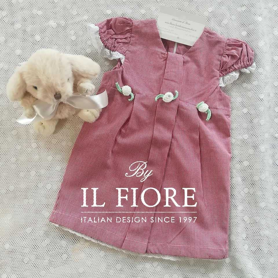 Vestito bebè Félicie