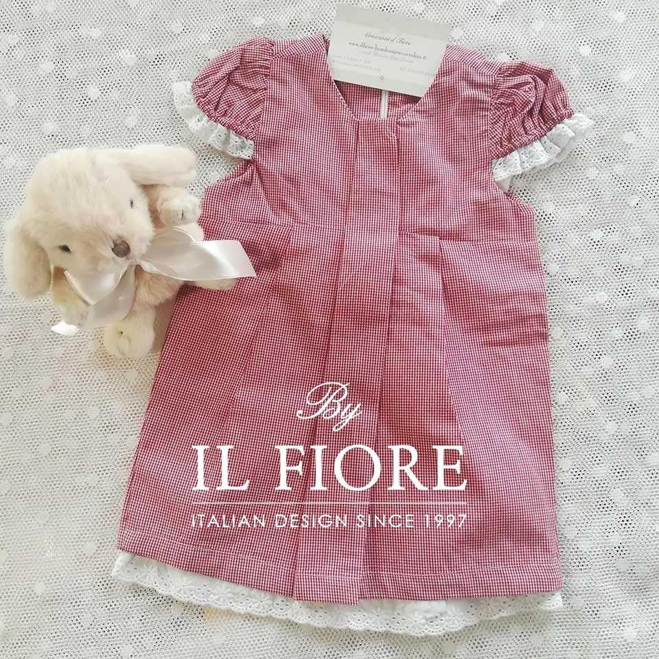 Vestito bebè Florie
