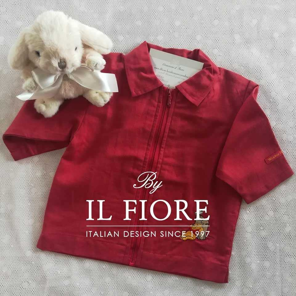 Giacca bebè winnie the pooh