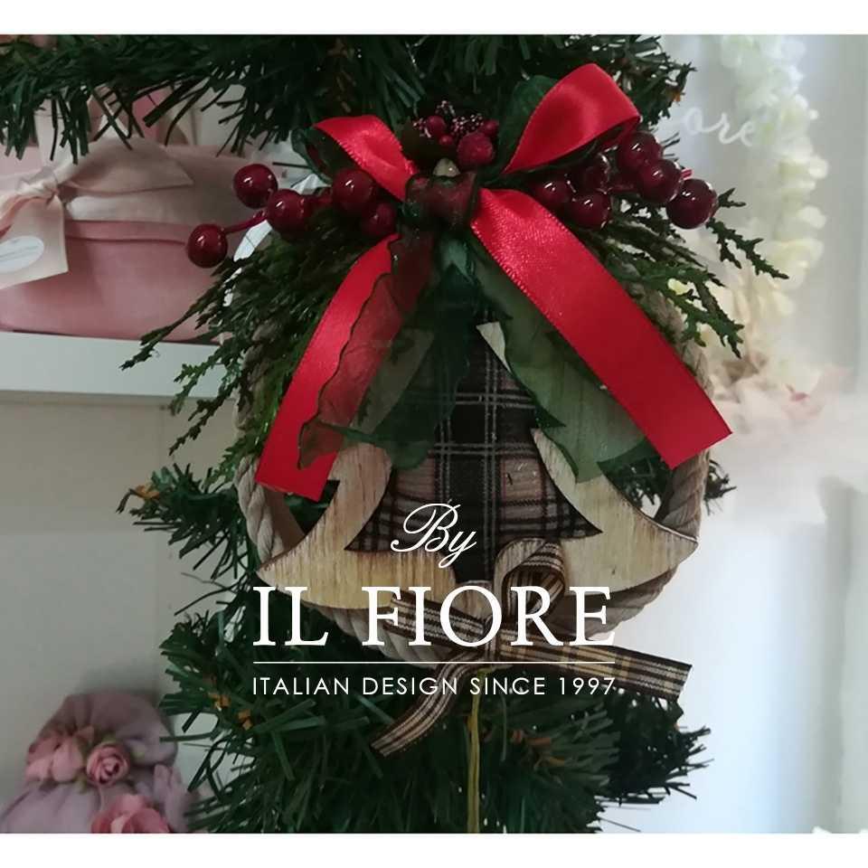 Creazioni Natale Pallina Natale Palline Natalizie con albero di Natale