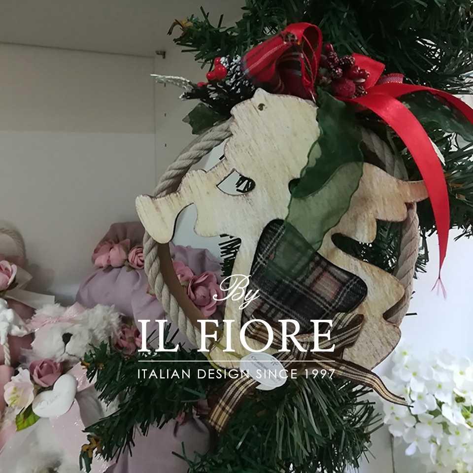 Creazioni Natale Pallina Natale Palline Natalizie con angelo decorazioni Natalizie