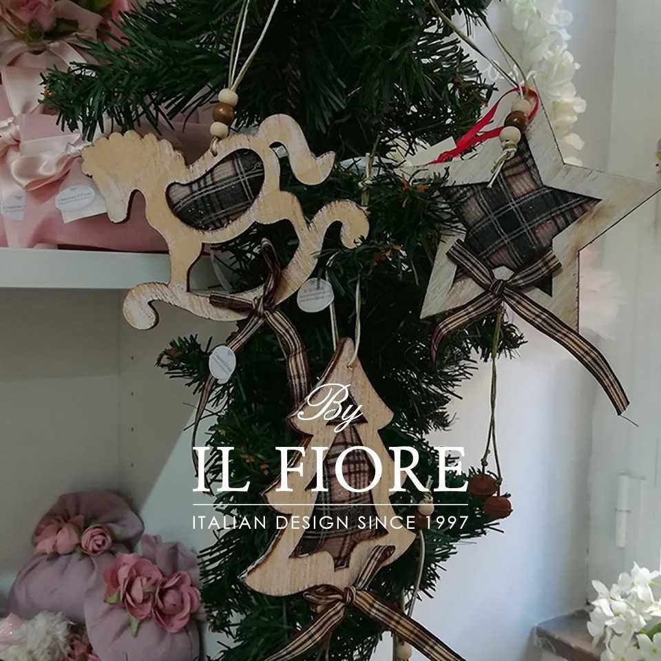 Palline Natalizie decorazioni Natalizie con stella