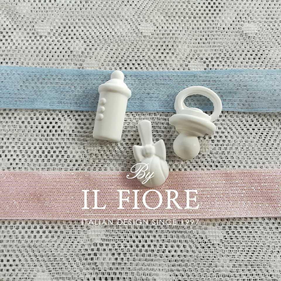 Piccoli - Set 3 Gessetti ciuccio/bimberon