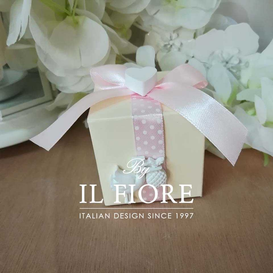 Bomboniera nascita Flora € 3,30