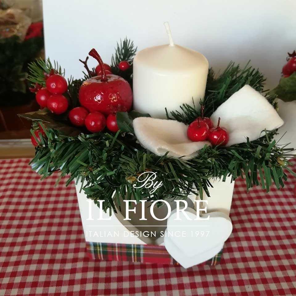 Creazioni Natale Centrotavola Centrotavola Natalizio